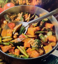Filipino Pinakbet - A filipino recipe that uses healthy ingredients which has good effects to the body.