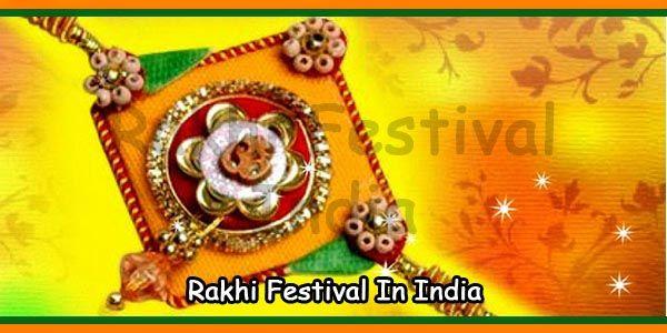 Rakhi Festival In India | The Festival Brotherhood | Temples In India Info