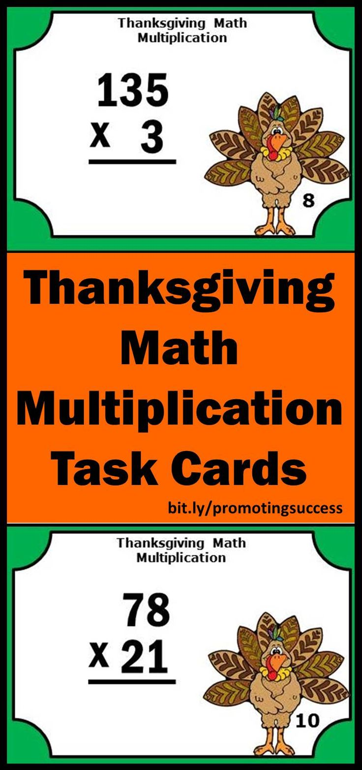51 best Thanksgiving Activities for Kids images on Pinterest ...