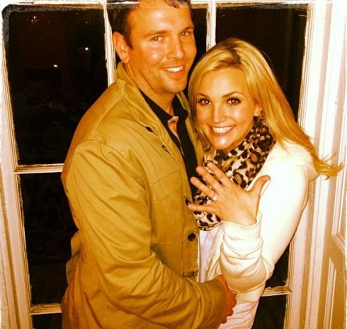 Jamie Lynn Spears is engaged! Check out her ring!