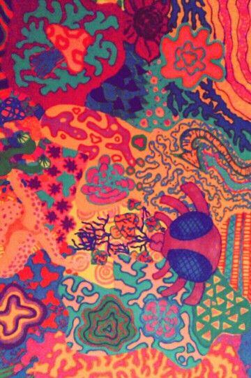 Trippy art. By me.