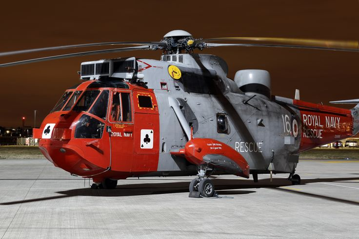 https://flic.kr/p/rh99ZS | Westland Sea King HU.5 ZA166 | The Westland WS-61 Sea King is a British licence-built version of the American Sikorsky S-61 helicopter of the same name, built by Westland Helicopters. The aircraft differs considerably from the American version, with Rolls-Royce Gnome engines (derived from the US General Electric T58), British-made anti-submarine warfare systems and a fully computerised flight control system. The Sea King was primarily designed for performing…