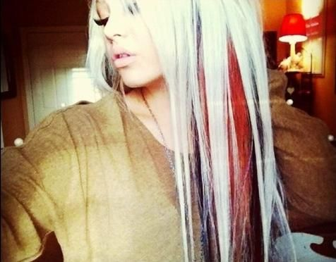 Strange 1000 Images About Hair Blonde Red And Black On Pinterest Red Hairstyle Inspiration Daily Dogsangcom