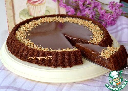 """Шоколадный торт """"Джандуйя"""" - кулинарный рецепт"""