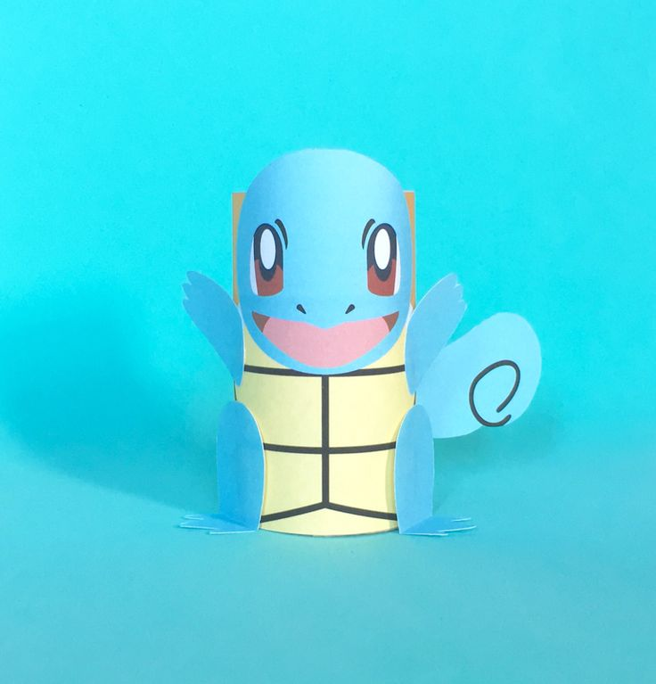 how to make pokemon crafts