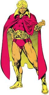 It may not come as a surprise that Adam Warlock, a cosmic being who at times has been trusted to be the keeper of the Soul Gem, has been a member of the group in charge of keeping peace among the stars. After Warlock was done saving the Multiverse as we know it from the likes of Thanos and the Magus in Infinity Gauntlet and Infinity War events,  he recognized the Guardians of the Galaxy as a necessary group to maintain order in the universe.