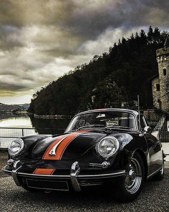 Classic Porsche: