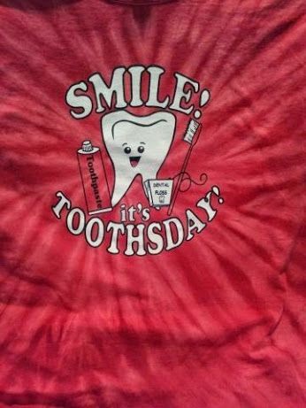 Every Tooth Has A Day!!!!