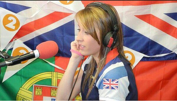 Jade Jones radio one interview 10th of August 2012