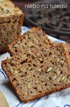 niebo na talerzu: Chleb wieloziarnisty na zakwasie