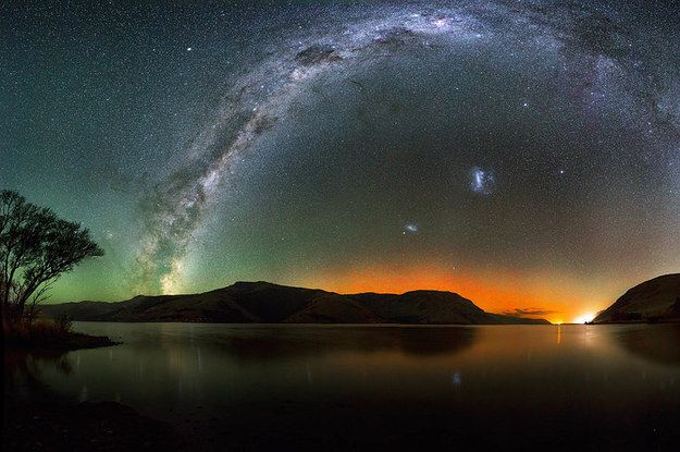 These Breathtaking Photos Of The Milky Way Will Make You Feel Incredibly Small