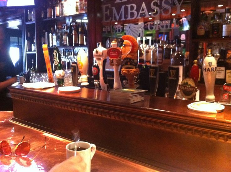 Irish Embassy Pub & Grill in Montreal, QC