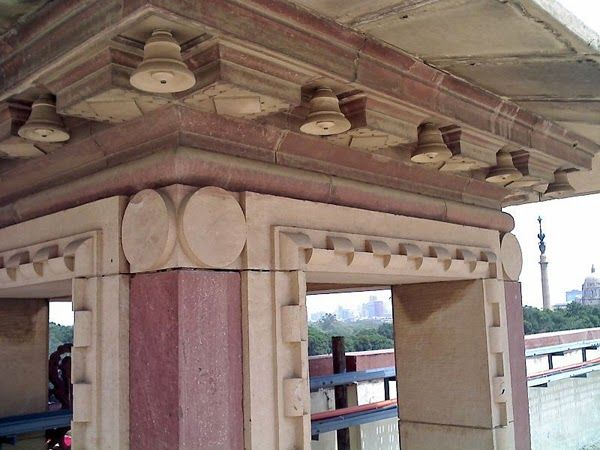 Stone Bells Delhi Hotel Valance Curtains