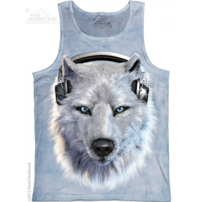Maieu The Mountain – Maieu White Wolf DJ