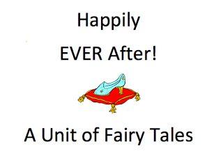 28 best Fairy tale unit grade 2 images on Pinterest