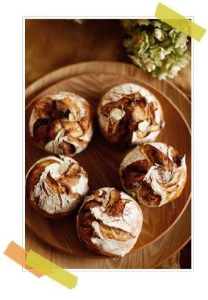 「無花果と胡桃のハードパン」vivian | お菓子・パンのレシピや作り方【corecle*コレクル】