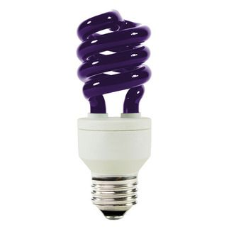 uv light blacklight bulb perfect for standard bulb fittings - Black Light Bulbs