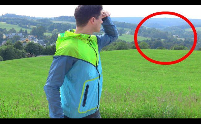 Nike Windrunner Jacke für Herren im Test + Trick