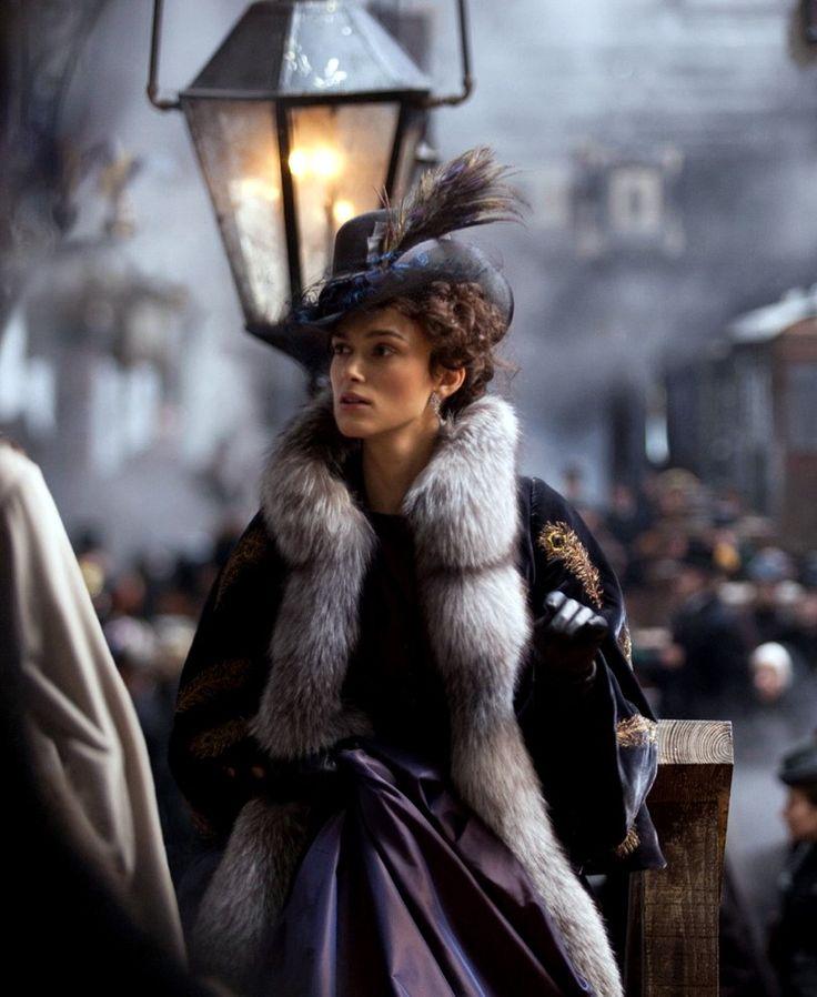 Keira Knightley in Joe Wright's Anna Karenina