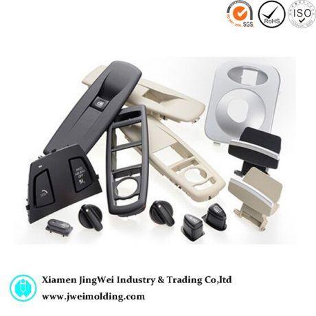 Custom plastic auto parts
