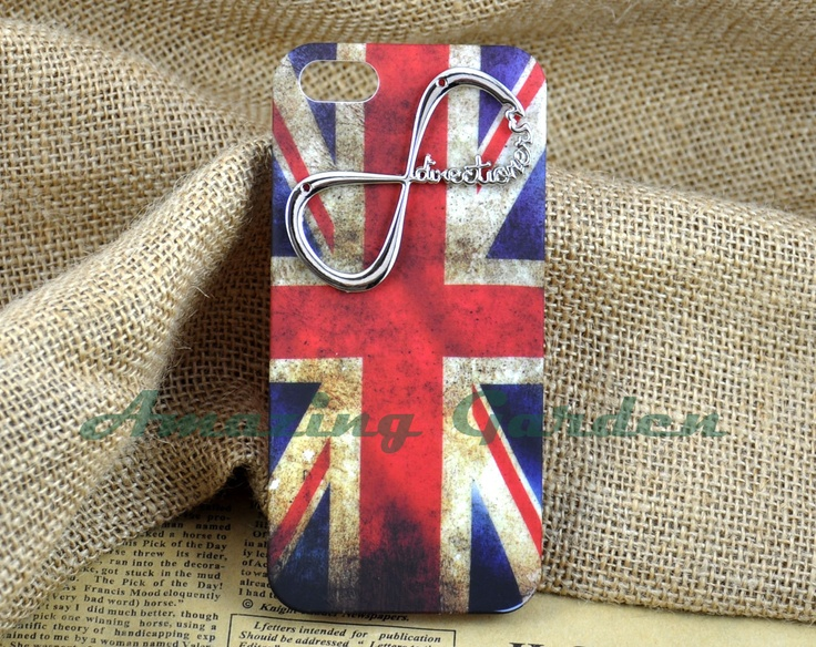One Direction iPhone 5 CaseInfinity Directioner by AmazingGarden