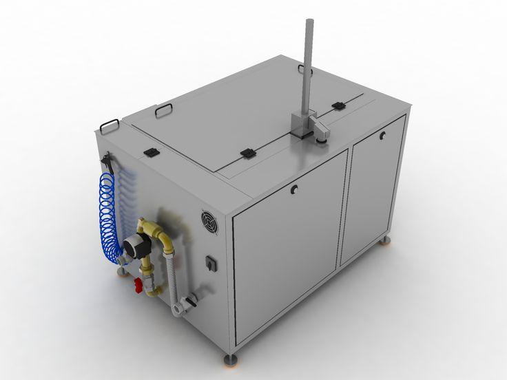 GTS-31 310 Litros 3000 Vatios de Ultrasonidos 6000 Vatios de Calentamiento Medidas Internas: 950 x 700 x550 Medidas Útiles: 930 x 560 x 390 Capacidad de carga: 220 Kilos
