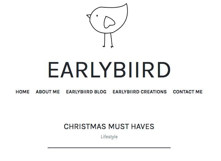 https://earlybiirdblog.com/2016/12/17/christmas-must-haves/