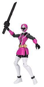 a power rangers 43704 ninja acero 125cm rosa ranger figura