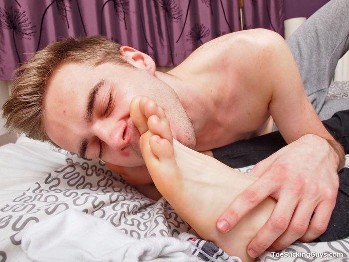 gay toe absolutely