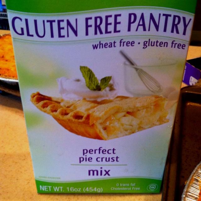 Perfect Gluten Free Pie | Gluten Free | Pinterest