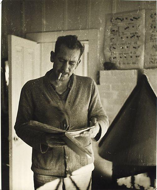 John Steinbeck…