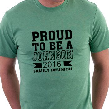 Family Reunion T Shirts: Design Ideas, Slogans And More