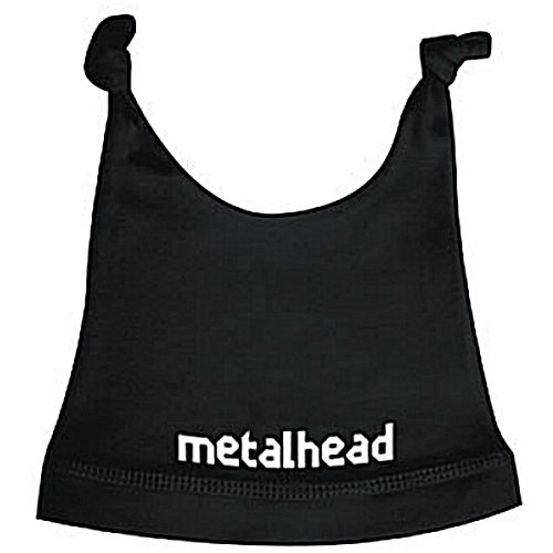 Metalhead Baby Hat (choice of 4 colours)