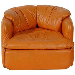 1970's Saporiti Chair