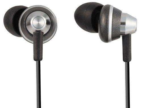 The Best Exercise & Workout Headphones - The Panasonic RPHJE355K Ergo-Fit In-Ear Headphones  Via: http://whatrocksandwhatsucks.com/best-workout-headphones/