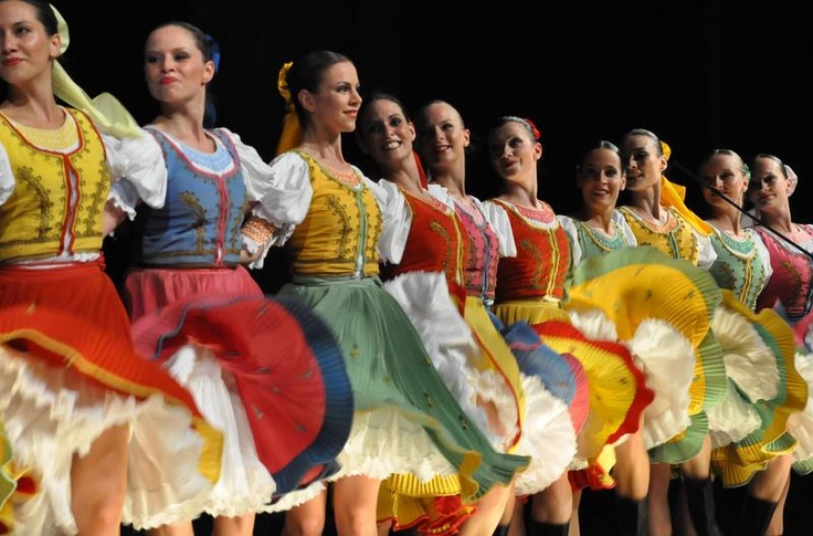 Lúčnica - Slovak National Folklore Ballet
