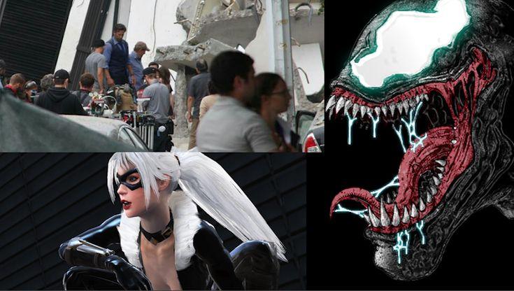 50 Year-Old Batman?! Venom Carnage Movie! - The Film Junkee