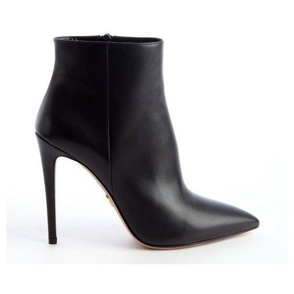 pointed sock boots - Black Prada UGyDvK87