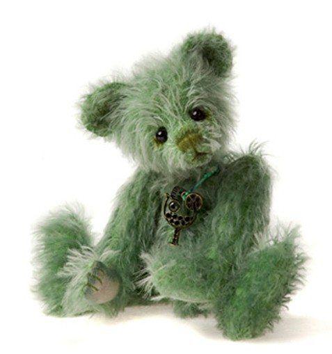 "2013 Isabelle Bears - MiniMos Approx. Size: 6.5"" - Mohair Bear"