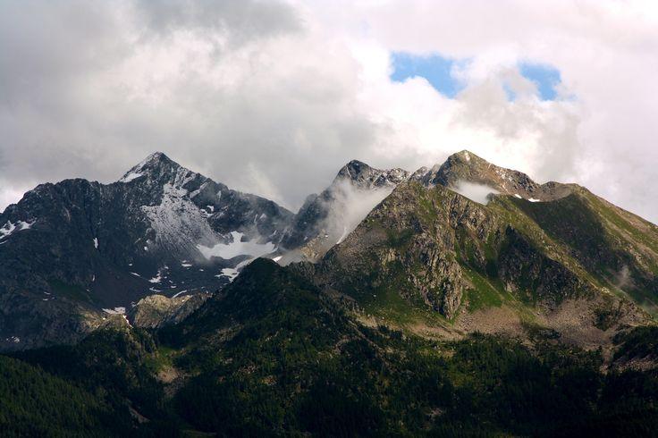 Cima della Pessa - media #Valtellina - Gruppo Orobie, entrata Val Venina