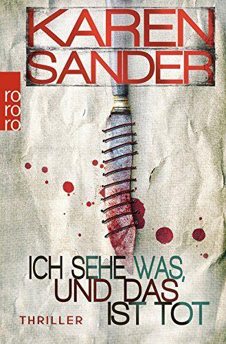 """""""Ich sehe was, und das ist tot"""" Karen Sander GERMANY (September 2015)"""
