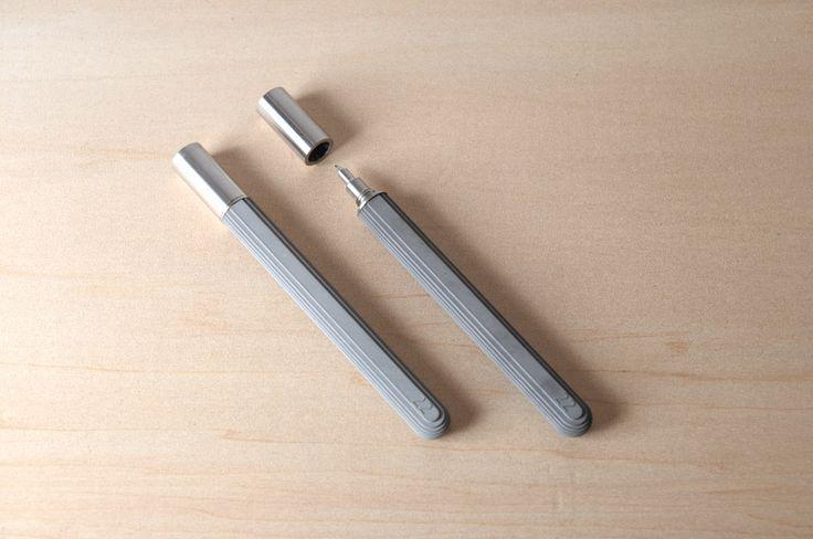 Concrete Pen by 22 Design Studio