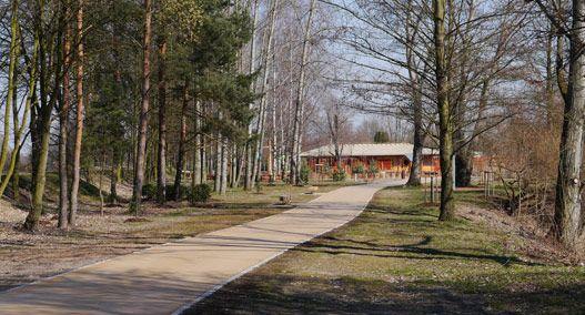Park Na Špici | Zóna klidu a relaxace v centru Pardubic