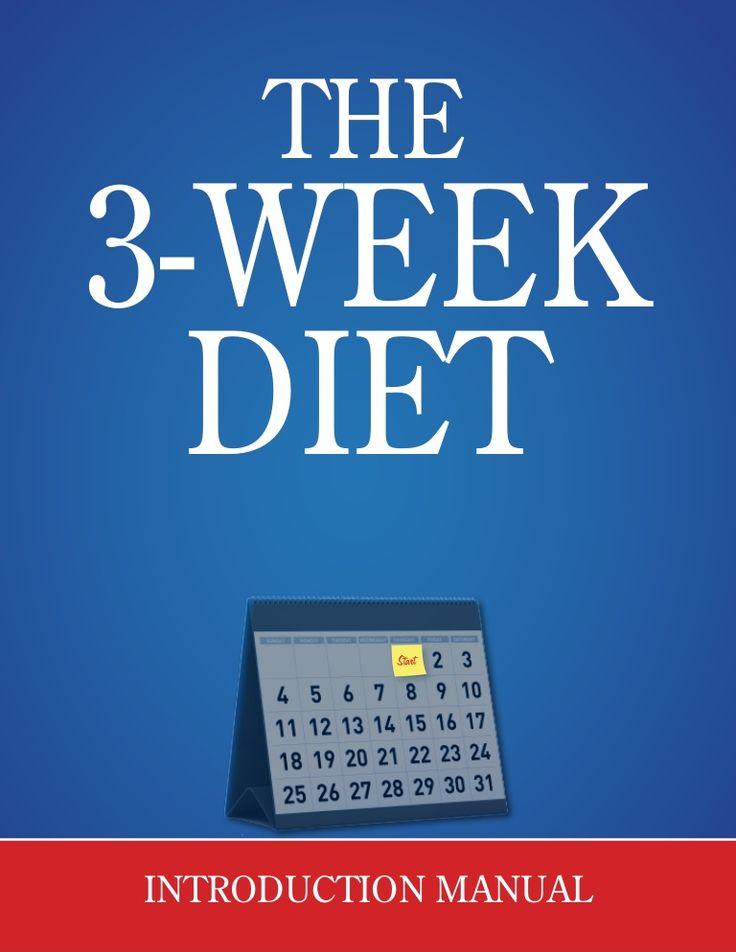 The 3 week Diet program