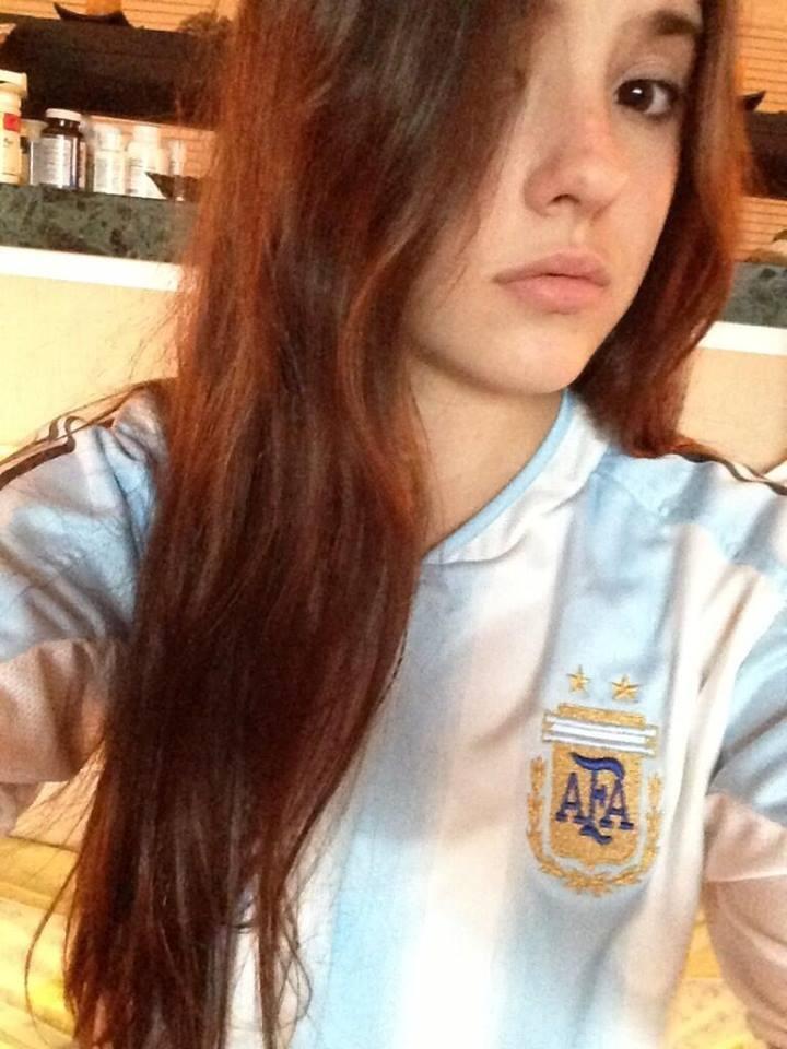 @Evaluna Montaner Los dos equipos son TAN buenosss!!!! #Argentina #Colombia #Ayayayay duele esto...perooo........