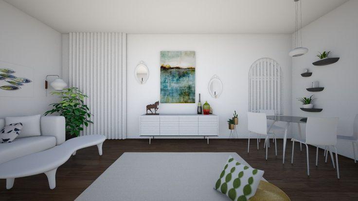 Roomstyler.com - White contest Tiendanordi