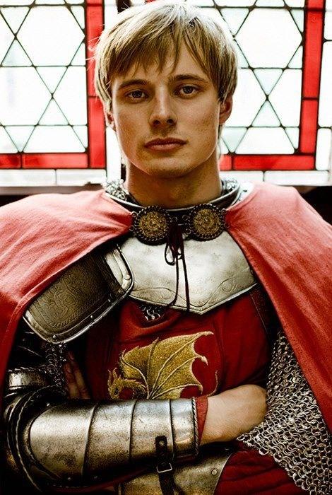 Merlin - King Arthur