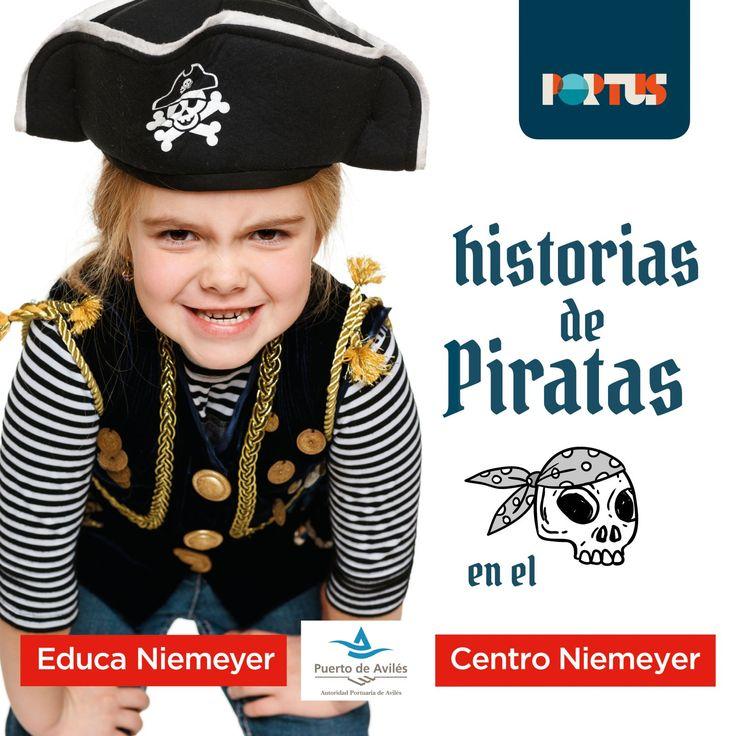 En busca del TESORO: corsarios y piratas en el Puerto de Avilés.