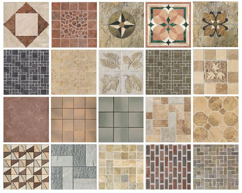 Amazing Tiles Floor Collection For Kitchen And Bathroom Tiles Design