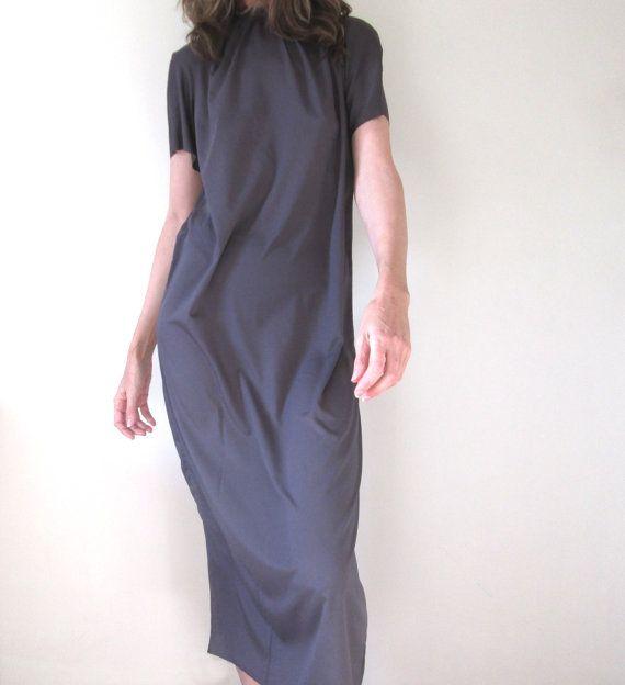 Maxikleid, Top mit Nacken Kleid, Vollere Figur Kleid, Schmeichelhaft Kleidung, Damen Kleid, Plus Größe Kleid, South African Geschäft.
